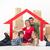 família · novo · conceito · feliz · casa · sessão - foto stock © ilona75
