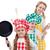 家族 · 調理 · 実例 · 母親 · 娘 · 料理 - ストックフォト © ilona75