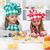 gelukkig · chef · vruchtensalade · keuken · achtergrond · restaurant - stockfoto © ilona75