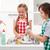 dania · dzieci · pomoc · kuchnia · zdenerwowany · mycia - zdjęcia stock © ilona75