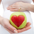 gezonde · voeding · zwangerschap · zwangere · buik - stockfoto © ilona75