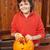 közelkép · fiú · halloween · sütőtök · arc · otthon - stock fotó © ilona75