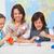 crianças · escala · modelo · sistema · solar · ciência - foto stock © ilona75
