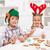 famille · cuisson · Noël · cookies · joyeux · heureux - photo stock © ilona75