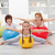 Happy kids exercising with their mother stock photo © ilona75