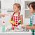 子供 · 料理 · 親 · ホーム · 少年 - ストックフォト © ilona75