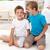 çocuklar · oda · çocuk · renkli · tablo - stok fotoğraf © ilona75