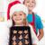 Рождества · Cookies · готовый · пряничный · счастливым · дети - Сток-фото © ilona75