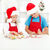 дети · Рождества · Cookies · кухне · домой · шоколадом - Сток-фото © ilona75