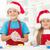 дети · Рождества · Cookies - Сток-фото © ilona75