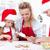 familie · koken · christmas · cookies · vrolijk · gelukkig - stockfoto © ilona75