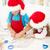 crianças · natal · bolinhos · família - foto stock © ilona75