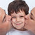amorevole · genitori · piccolo · figlio · gruppo - foto d'archivio © ilona75