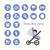 nublado · céu · bebê · abstrato · criança - foto stock © imaagio