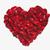 nagy · piros · rózsa · virág · egyezség · kép · fekete - stock fotó © imagedb