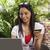 kadın · alışveriş · çevrimiçi · Internet · dizüstü · bilgisayar · finanse - stok fotoğraf © imagedb