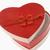 nyitva · üres · doboz · szív · alak · ajándék · valentin · nap - stock fotó © imagedb