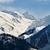 雪 · カバー · 山 · 最初 · 秋 · イタリア語 - ストックフォト © imagedb