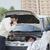 homem · de · negócios · carro · preocupado · asiático · trabalhar - foto stock © imagedb
