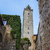 tower in the medieval town of san gimignano stock photo © imagedb