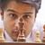businessman playing chess stock photo © imagedb