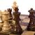 satranç · tahtası · grup · kavga · kral · kraliçe - stok fotoğraf © imagedb