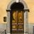 closed door of a house stock photo © imagedb