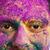 giovane · colore · festival · uomo · viaggio - foto d'archivio © imagedb