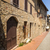 buildings in the medieval town of san gimignano stock photo © imagedb