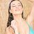 lichaam · zorg · vrouw · douche · badkamer · water - stockfoto © imarin