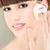 kobieta · uzupełnić · kosmetycznych · gąbki · pretty · woman - zdjęcia stock © imarin