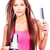 woman with long hair holding blow dryer and comb stock photo © imarin