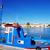 ボート · 家 · 川 · 水 - ストックフォト © inaquim