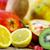 kiwi lemon and variety fruits stock photo © inaquim