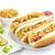 salsicha · mostarda · pão · fatias · papel - foto stock © inganielsen