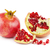 delicioso · frescos · detalle · abierto · granada · todo - foto stock © inganielsen