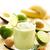 アボカド · バニラ · スムージー · 新鮮な · フルーツ · 緑 - ストックフォト © inganielsen