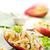 banana flower salad stock photo © inganielsen