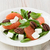 spinach grapefruit goat cheese salad with pecan stock photo © ingridsi