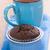 Muffin and hot chocolate stock photo © IngridsI