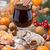 natal · ramo · canela · secas · laranja - foto stock © ingridsi