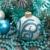 クリスマス · 青 · ビーズ · 装飾 · クローズアップ - ストックフォト © IngridsI