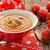 calabaza · sopa · semillas · miel · rojo · rústico - foto stock © IngridsI