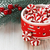 Peppermint Christmas candy stock photo © IngridsI