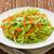 káposzta · sárgarépa · saláta · rusztikus · fából · készült · zöld - stock fotó © IngridsI