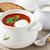 russo · isolado · branco · decorado · salsa · tradicional - foto stock © ingridsi