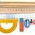transferidor · matemático · fórmulas · projeto · fundo · bússola - foto stock © inxti