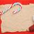 красный · Рождества · чистый · лист · бумаги · лист · конфеты · тростник - Сток-фото © inxti