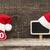 verkoop · winkelen · christmas · geschenken · symbool · procent - stockfoto © inxti