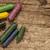 グループ · カラフル · クレヨン · クローズアップ · 木材 · 学校 - ストックフォト © inxti